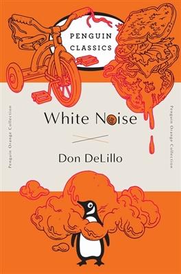 Penguin orange collection White noise