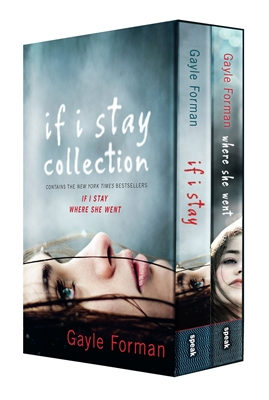 If i stay collection (boxed set)
