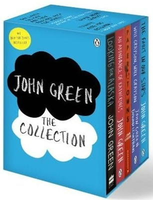 John green collection (5 books)