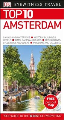 Dk eyewitness top 10 travel guide: amsterdam (07/16)