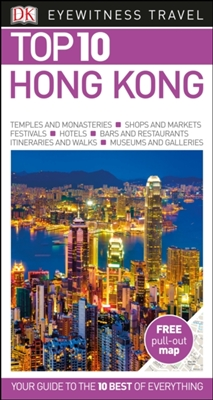Dk eyewitness top 10 travel guide hongkong