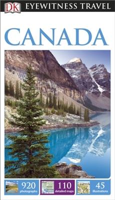 Dk eyewitness: canada 2016
