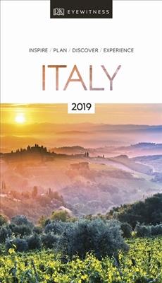 Dk eyewitness travel guide italy : 2019