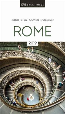 Dk eyewitness travel guide rome : 2019