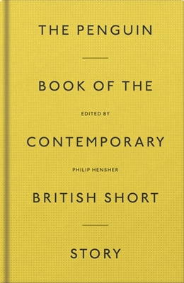 Penguin book of the contemporary british story