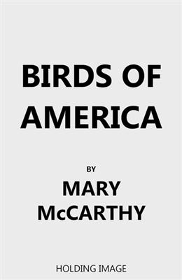 Penguin women writers Birds of america