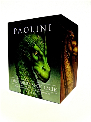 Inheritance cycle 4-book hc boxed set