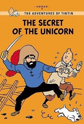 Tintin (11): the secret of the unicorn (young readers edition)