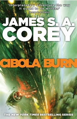 Expanse (04): cibola burn (netflix tv series)