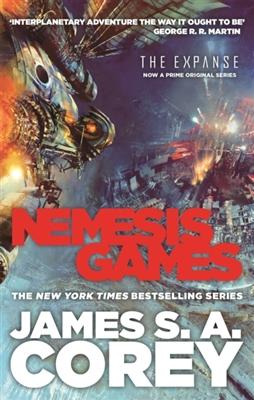 Expanse (05): nemesis games (netflix tv series)