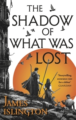 Licanius trilogy (01): shadow of what was lost