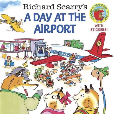 Day at the airport