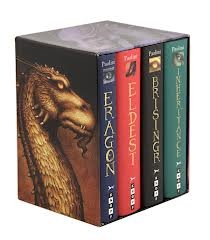 Inheritance cycle 4-book tpb boxed set