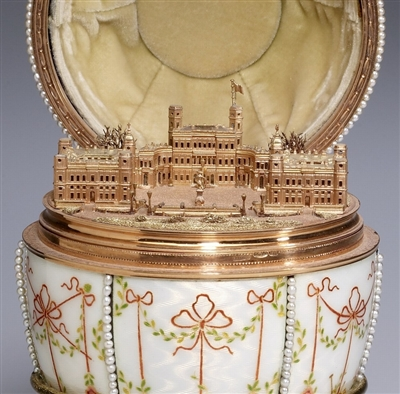 Faberge and the russian crafts tradition : an empire's legacy