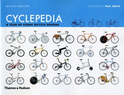 Cyclepedia: a tour of iconic bicycle design