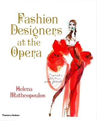 Fashion designers at the opera