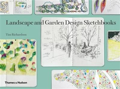 Landscape and garden design sketchbooks
