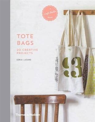 Tote bags : 20 creative projects