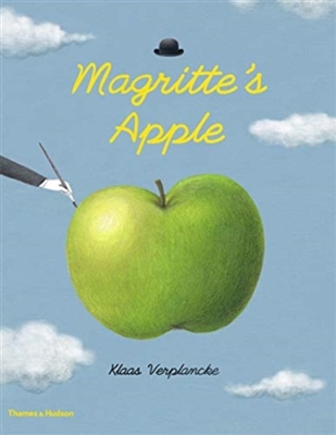 Magritte's apple -