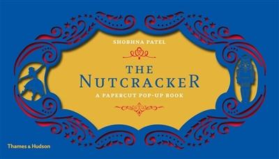 Nutcracker: a papercut pop-up book
