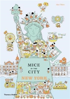Mice in the city new york