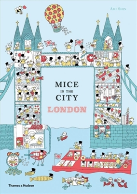 Mice in the city london