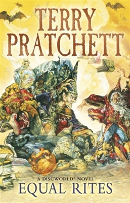 Discworld (03): equal rites