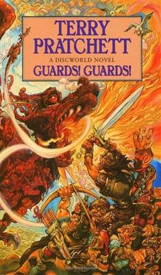 Discworld (08): guards! guards!