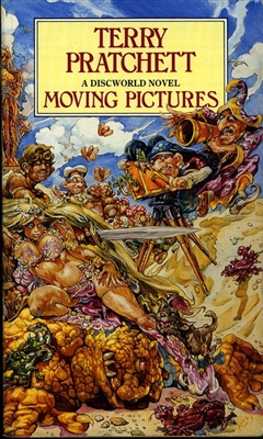 Discworld (10): moving pictures