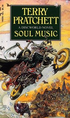 Discworld (16): soul music