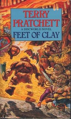 Discworld (19): feet of clay