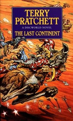 Discworld (22): last continent