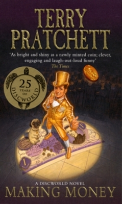 Discworld (36): making money