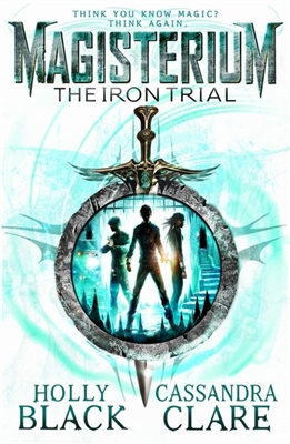 Magisterium (01): the iron trial