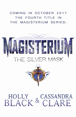 Magisterium (04): the silver mask