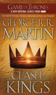 Song of ice and fire (2): a clash of kings -