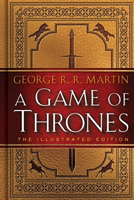 Game of thrones (20th anniversary illustrated edition)