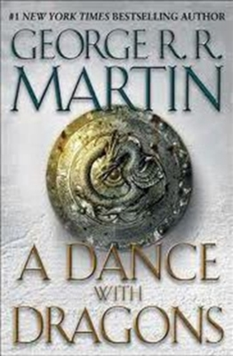 Song of ice and fire (05): dance with dragons