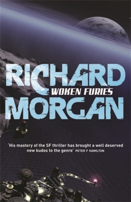 Altered carbon (03): woken furies