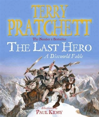 Discworld (27): last hero