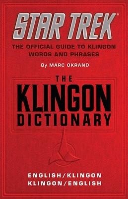 Star trek: klingon dictionary