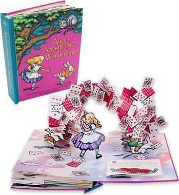 Alice's adventures in wonderland : pop-up book