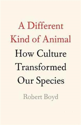 Different kind of animal: how culture transformed our species