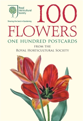 100 flowers one hundred postcards from the rhs