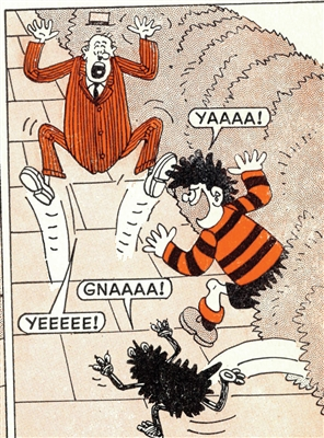 Beano 100 postcards : 100 postcards in a box