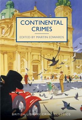 British library crime classics Continental crimes