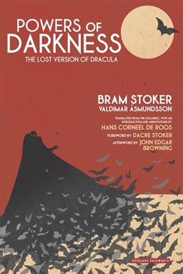 Powers of darkness: the lost version of dracula -
