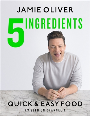 5 ingredients quick & easy food -