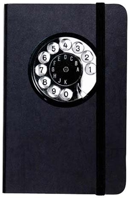 Pocket address book telephone