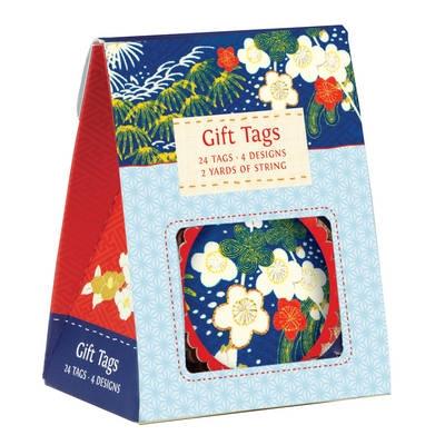 V&a kimono gift tags